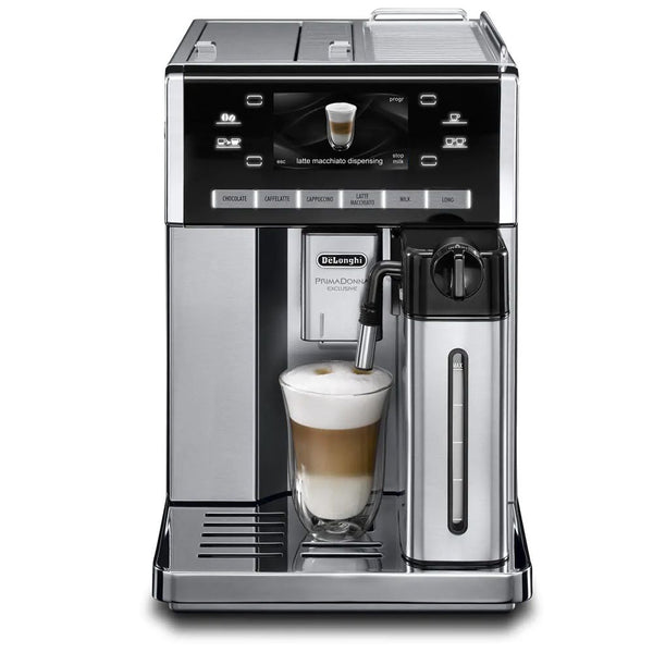 Refurbished DeLonghi PrimaDonna ESAM6900