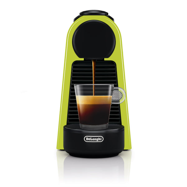 Nespresso Essenza Mini in Lime Green