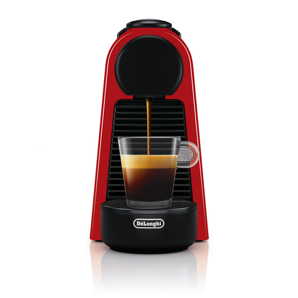Nespresso Essenza Mini in Ruby Red