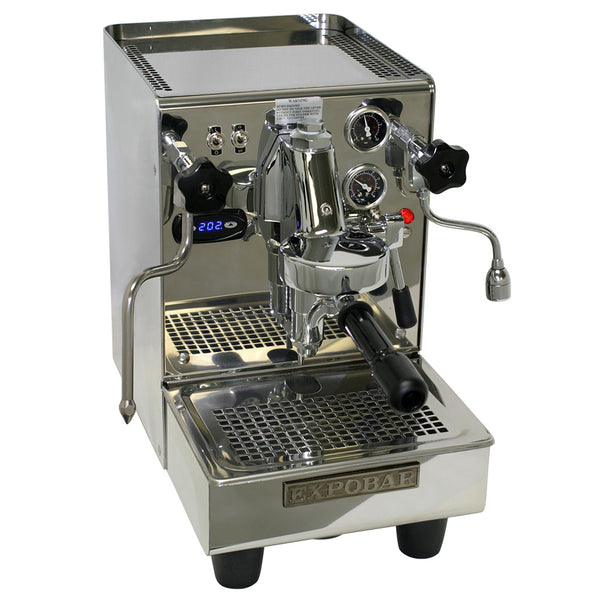 Refurbished Expobar Brewtus IV-P (Reservoir and Plumbable) Semi-Automatic Espresso Machine
