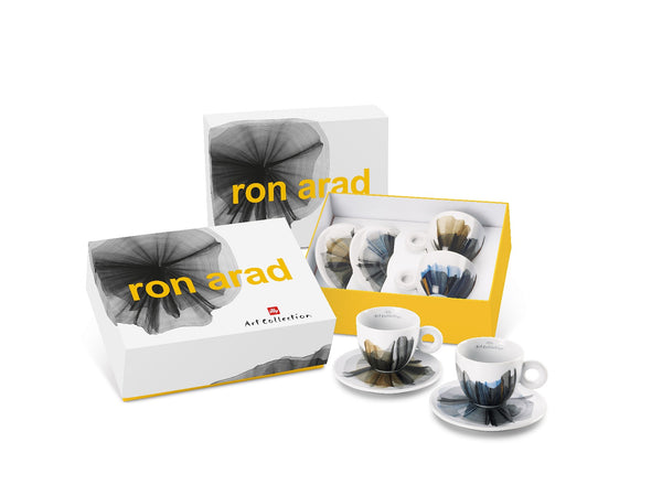 Ron Arad illy Art Collection Cappuccino Cups (Set of 2)
