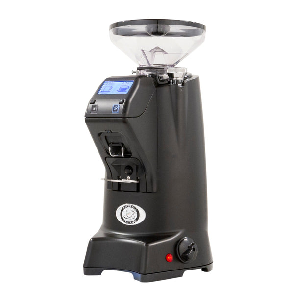 Eureka Zenith 65E High Speed Espresso Grinder in Black