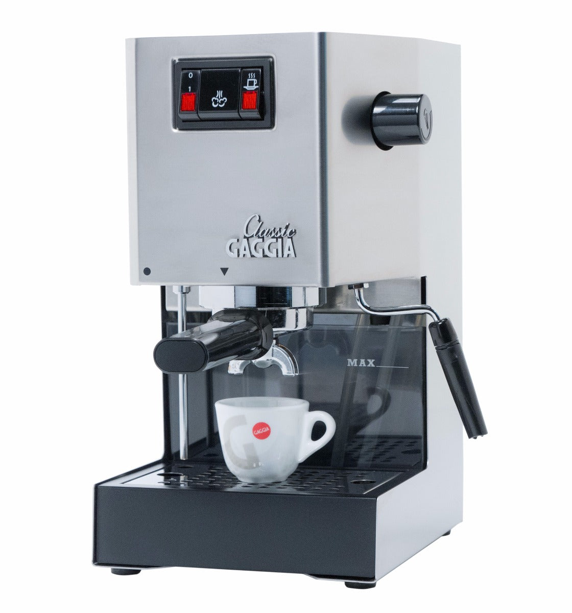 Gaggia Classic Brushed Stainless Steel Semi-Automatic