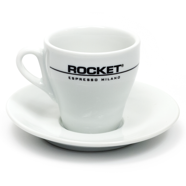 Rocket Espresso - Flat White Cup and Saucer