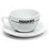 Rocket Espresso Cappuccino Cup and Saucer