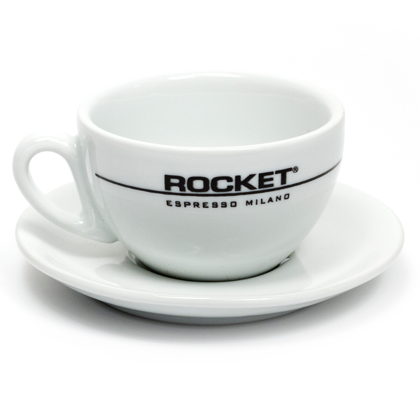 Rocket Espresso Cappuccino Cup And Saucer (1 Set) Base