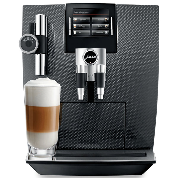 DISCONTINUED - JURA J95 Carbon One Touch Automatic Espresso Machine