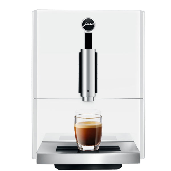 JURA A1 Espresso Machine In Piano White