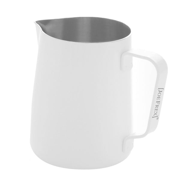 Joe Frex Frothing Pitcher in White