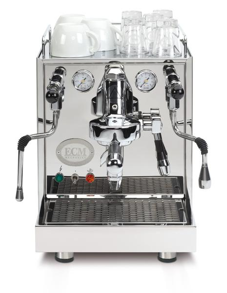 ECM Mechanika IV Profi Switchable Espresso Machine