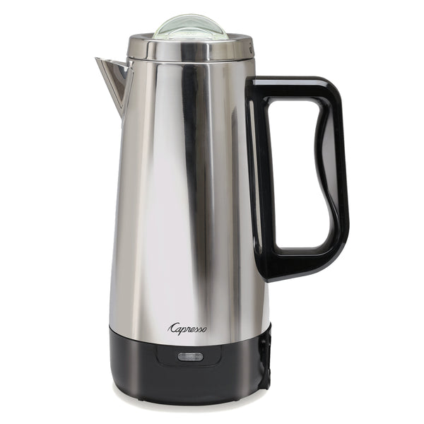 Capresso Perk Electric Percolator 12-Cup