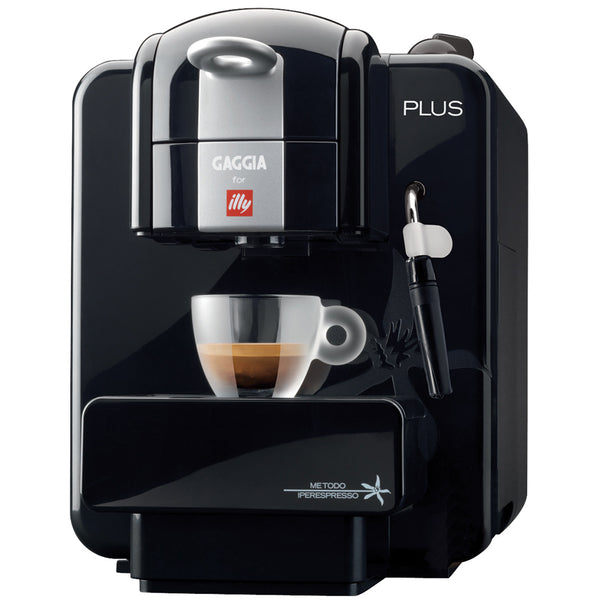 Refurbished Gaggia For illy Plus Single Serve Espresso Machine