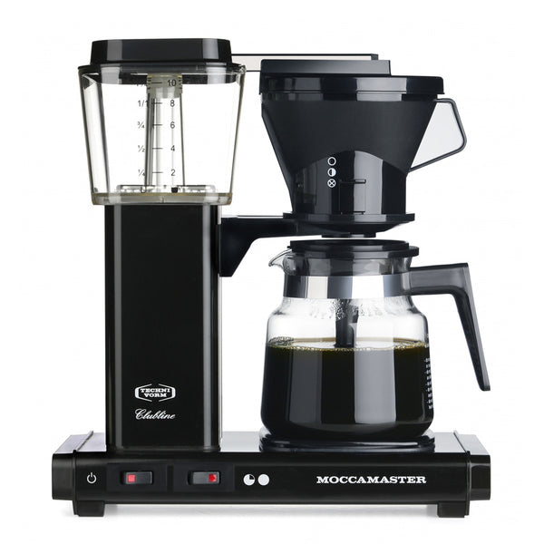 Technivorm Moccamaster KB741 AO Matte Black Coffee Maker
