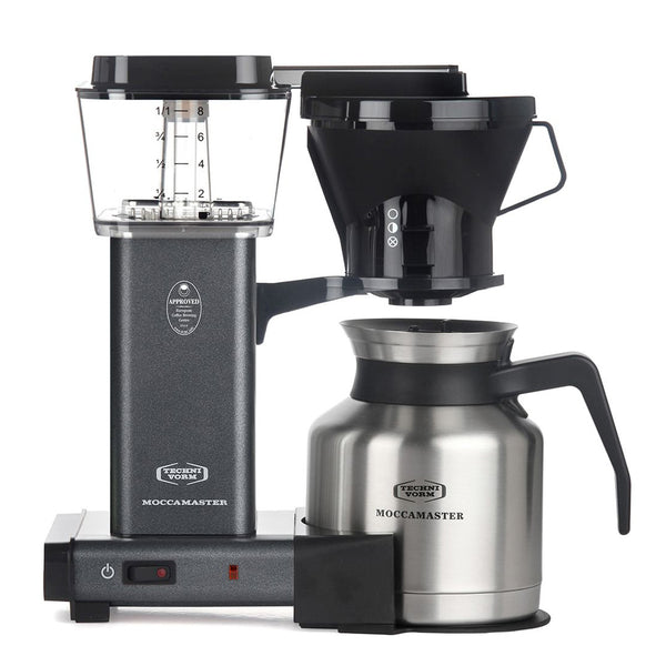 Technivorm Moccamaster KBTS741 Stone Grey Coffee Maker