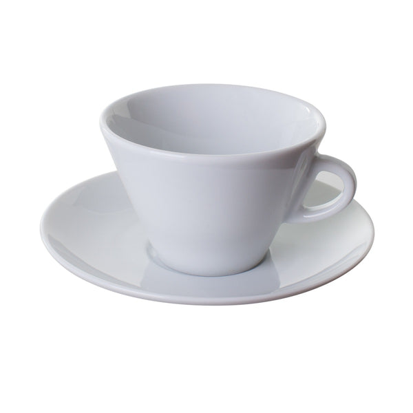 Ancap Favorita 9.1oz Latte Cup & Saucer Set