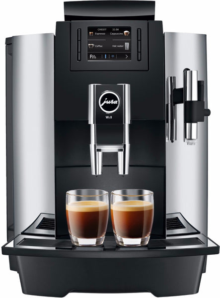 Jura WE8 Professional Automatic Coffee Machine