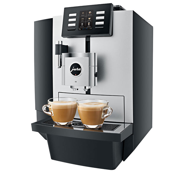 JURA X8 Platinum Espresso Machine