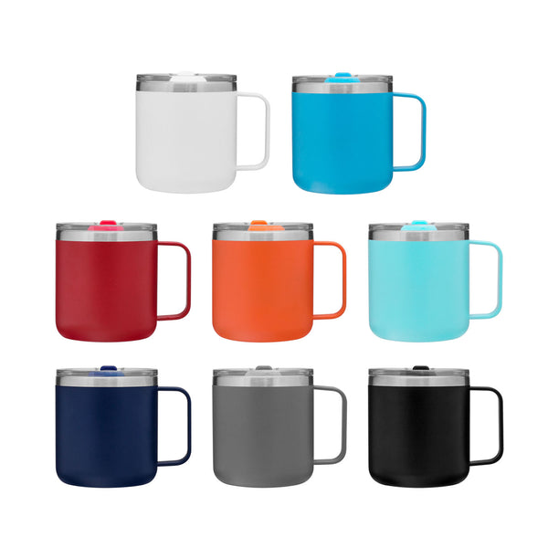 BLANK - 12 oz Stainless Steel Thermal Camper Tumbler