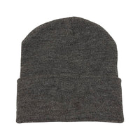 Knit Cap with Cuff