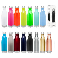 Double Wall Stainless Steel Thermal Bottles