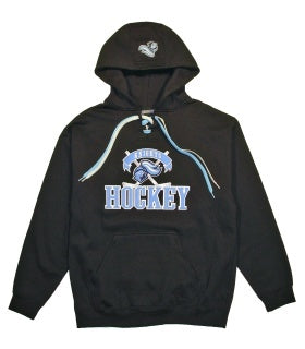 Lace Up Hockey Hoodie