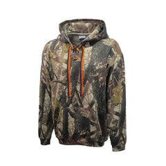 BLANK - Camo Lace Up Hockey Hoodie