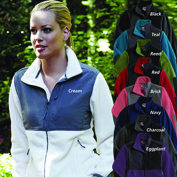 Ladies Performance Fleece Jacket