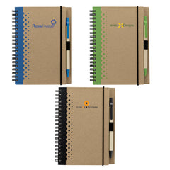 Junior Notebook & Pen