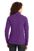 Blank - Ladies Microfleece Full Zip Jacket