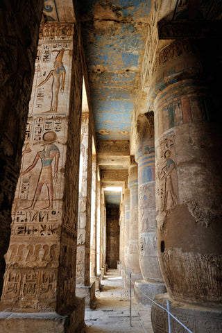 Temple Egyptien