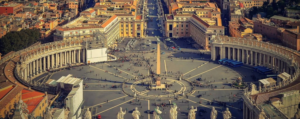 Place Saint Pierre Vatican