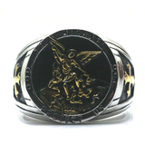 Bague Saint Michel