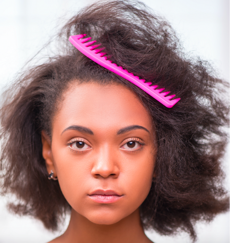 Why Your Natural Hair Is Thinning And How To Stop It Curlkalon Hair