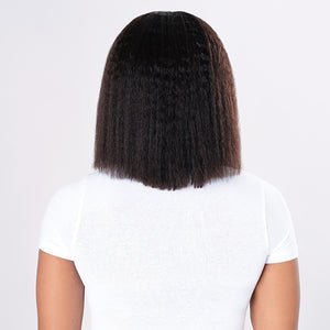 Blow Out Straight Bob Wig