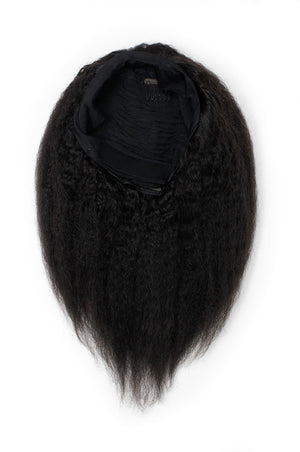 Blow Out Straight Headband Wig