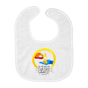 Blessed Unrest Baby Bib