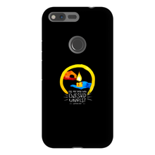 Blessed Unrest Hard Phone Case (full-color art)