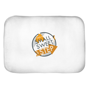 Small Sweet Step Bath Mat