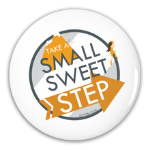 Small Sweet Step Button