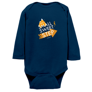Small Sweet Step Onesie (longsleeve)