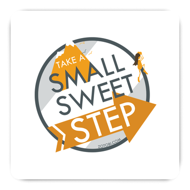 Small Sweet Step Magnets