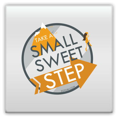 Small Sweet Step Metal Magnets