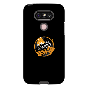 Small Sweet Step Phone Case (black)