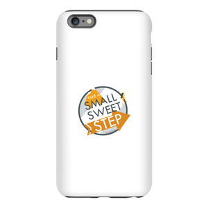 Small Sweet Step Phone Case (transparent)