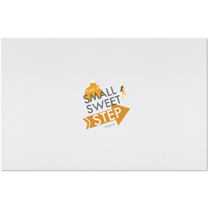 Small Sweet Step Placemat