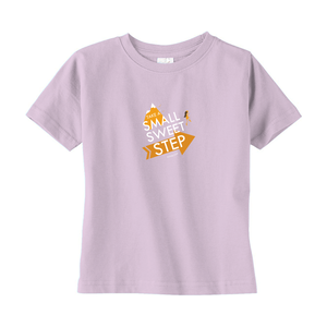Small Sweet Step Toddler T-Shirt