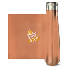 Small Sweet Step Water Bottle