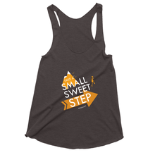 Small Sweet Step Women's Tank Top (color art)
