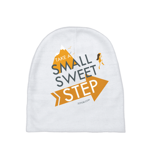 Small Sweet Step Baby Beanie