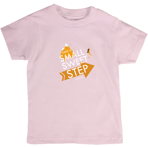 Small Sweet Step Kids T-Shirt